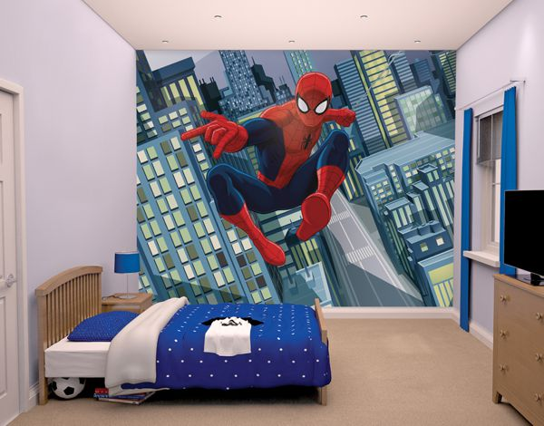 aranzacja-walltastic-Spiderman-43824