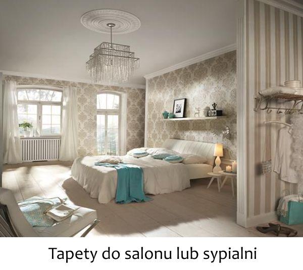 tapety-salon-sypialnia