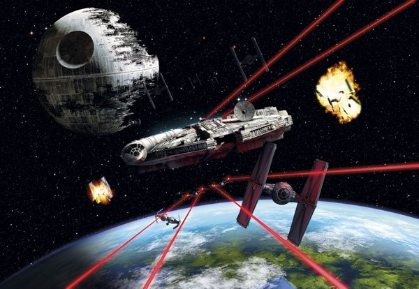 Komar 8-489 Star Wars Millennium Falcon